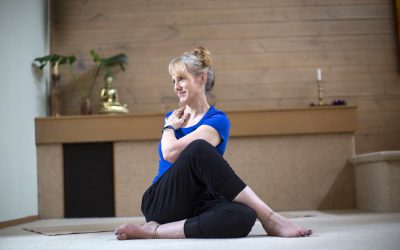 One of yoga's many gifts…